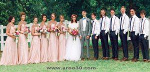 تشریفات جشن عروسی