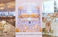 دیزاین میز شام عروسی