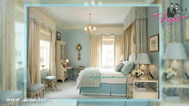 رنگ اتاق خواب عروس
