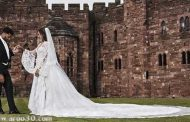 طرح جالب لباس عروس سی یرا