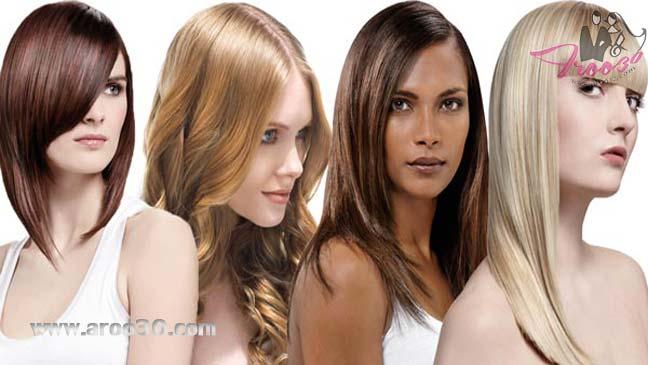 آشنایی با انواع مو و روش شستشوی انواع آن