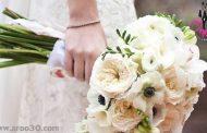 معانی رنگ ها در دسته گل عروسی