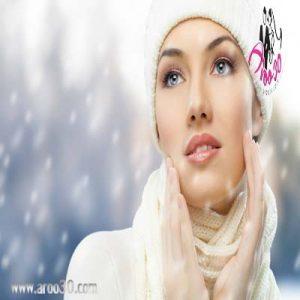 پوست در سرما