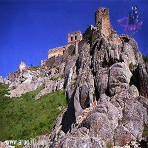دژبابک، بذ و قلعه جمهور