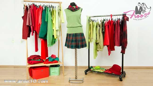 راهنمای ست کردن رنگ لباس