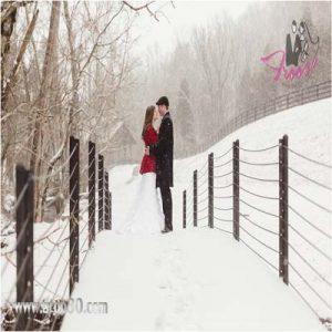 برنامه ریزی عروسی در فصل زمستان