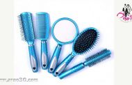 برای شانه کردن موهایتان از چه برسی استفاده نمایید؟