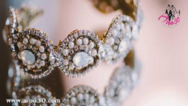 مدل سرویس طلا عروس
