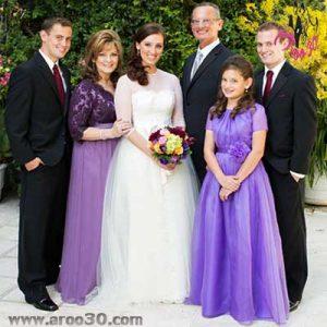 تازه عروس و دامادها