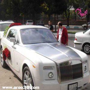 گران ترین ماشین عروس