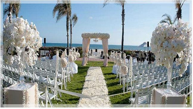 راهنمای انتخاب رنگ ها در عروسی