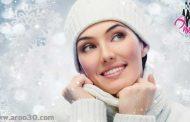 مراقبت های پوستی در زمستان