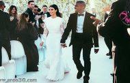 مدل های لباس عروس ستاره های جهان