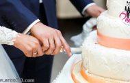 مراسم بریدن کیک عروسی