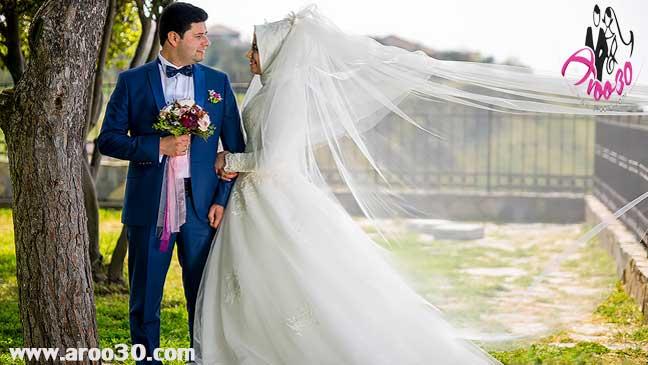 تهیه عکس های تشریفاتی عروسی