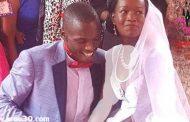 عروسی باشکوه برای زوج یک دلاری