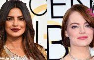 زیباترین مدل های مو در گلدن گلوب 2017