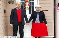 کدامیک از ست لباس های این زن و شوهر را می پسندید؟