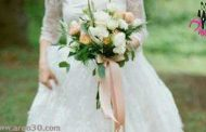 اقدام عجیب عروس با لباس مادربزرگش