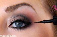 ترفندهای آرایش چشم برای پوست چرب