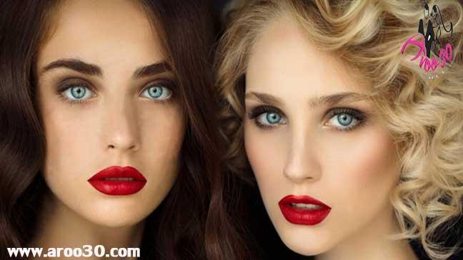 ترفندهای آرایشی برای عکاسی