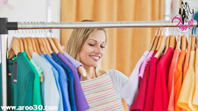 تغییر رنگ لباس ها در فصول مختلف