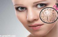 ترفندهای آرایش پوست خشک