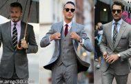 ست کردن کراوات با رنگ پیراهن