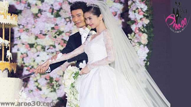 باشکوه ترین مراسم عروسی در چین