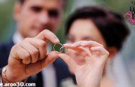 ایده های عکاسی از حلقه ازدواج