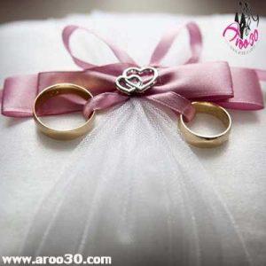 عکاسی از حلقه ازدواج