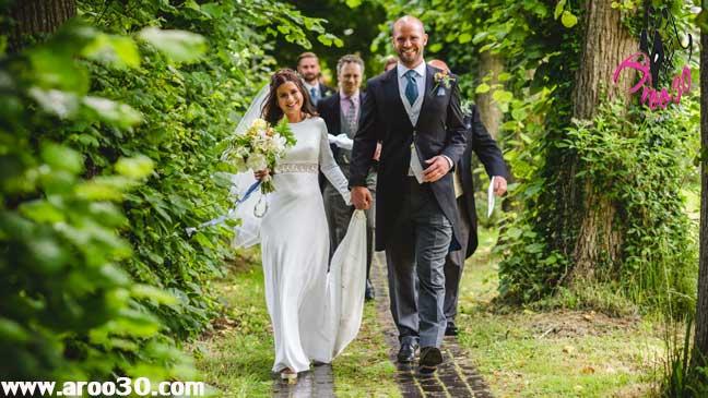 جدیدترین مدهای عروسی 2017