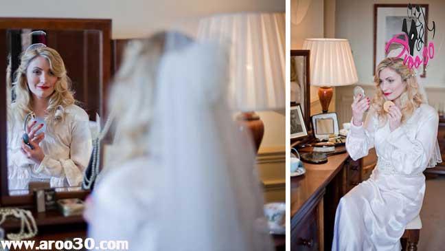 آشنایی با گریم حرفه ای عروس