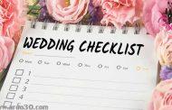کارهای ضروری جشن عروسی