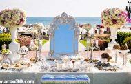 خرید آینه و شمعدان عروس