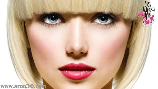 پوست های روشن و آرایش حرفه ای