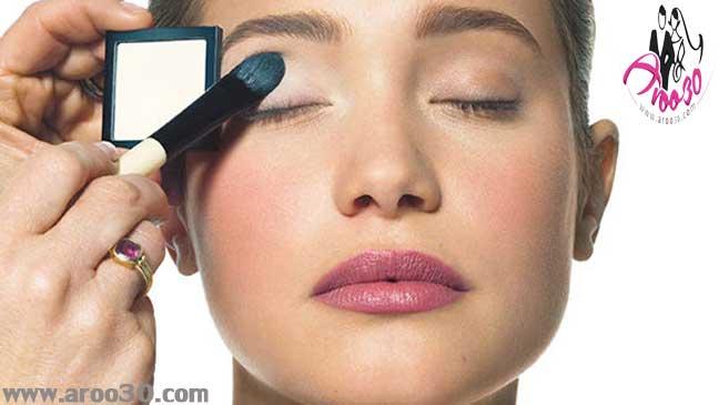 زیر سازی آرایش چشم