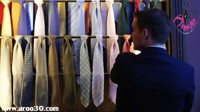 کراوات مناسب آقایان
