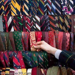 کراوات مناسب