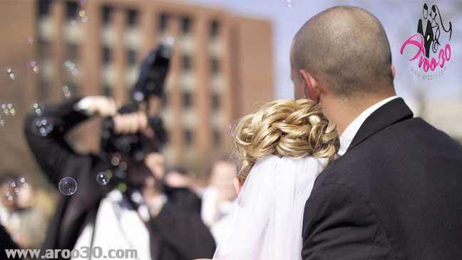 نکات مهم عکس و فیلم عروسی