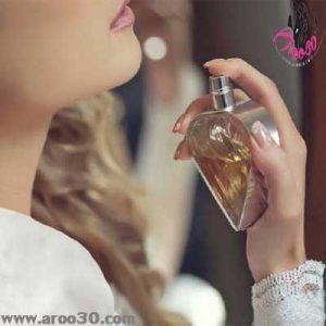 ماندگار کردن عطر