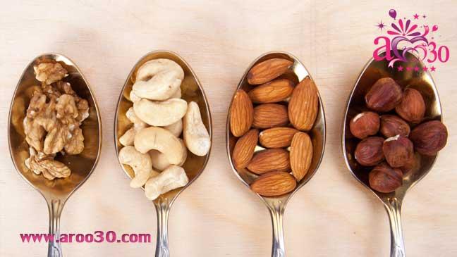 کاهش وزن با مصرف تنقلات مناسب و مفید