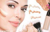 آموزش استفاده از پایه های آرایش