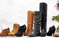 مدل های کفش زنانه برای پاییز 96