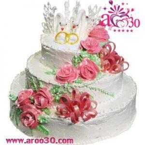 انواع کیک عروسی