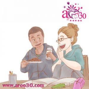 20 تمرین برای داشتن رابطه عاشقانه در زندگی مشترک