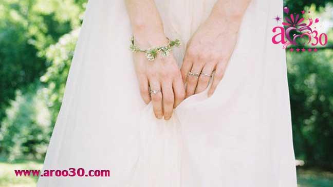 مدل دسته گل مچی عروس