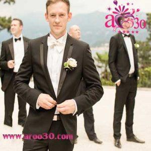 آقا داماد ها برای روز عروسی توجه داشته باشید.