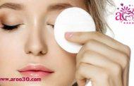 پاک کردن آرایش صورت با روغن زیتون