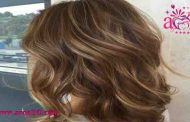 تکنیکهای هایلایت کردن موهای بلند
